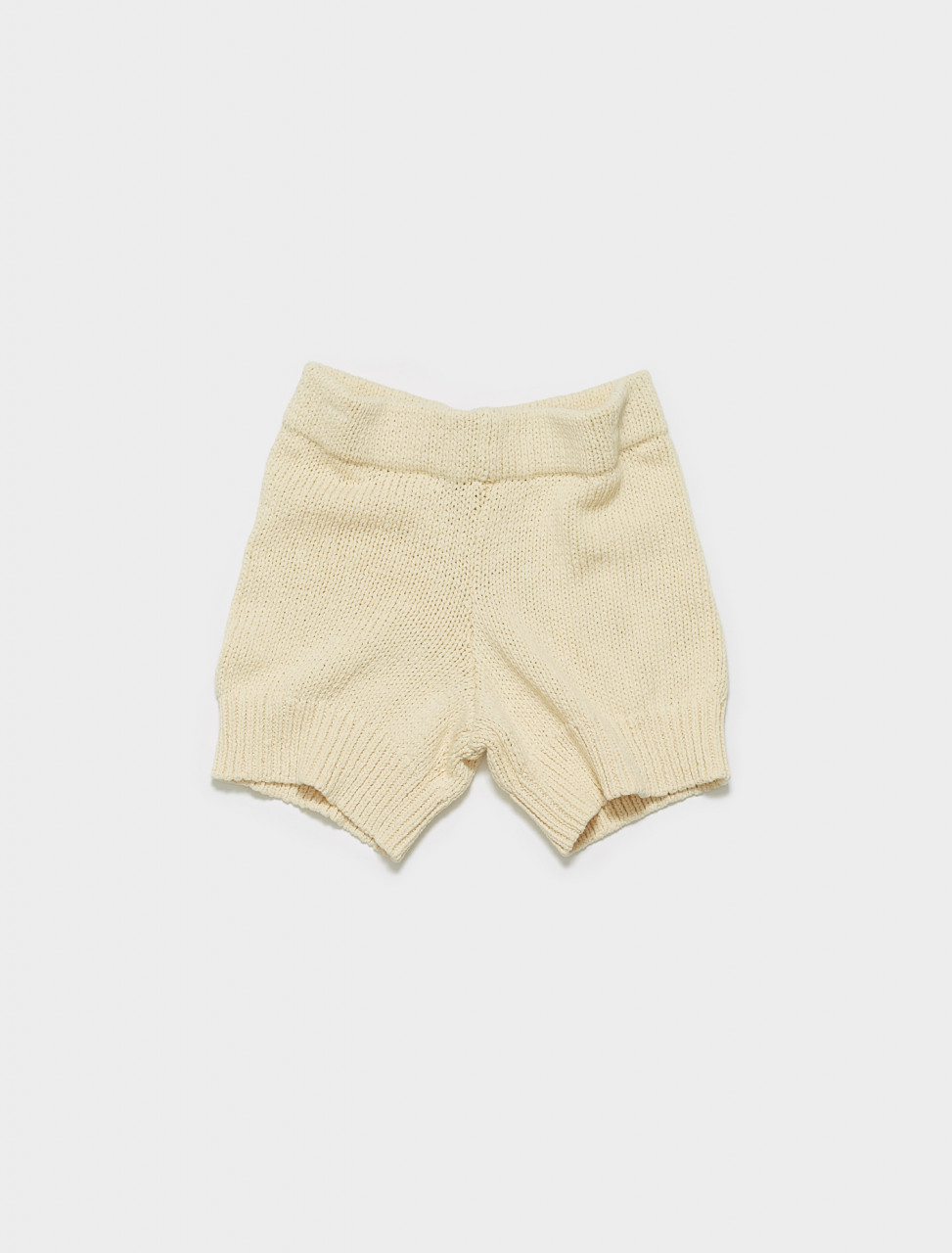 PKM010-620 PALOMA WOOL ZUBAT SHORTS IN ECRU