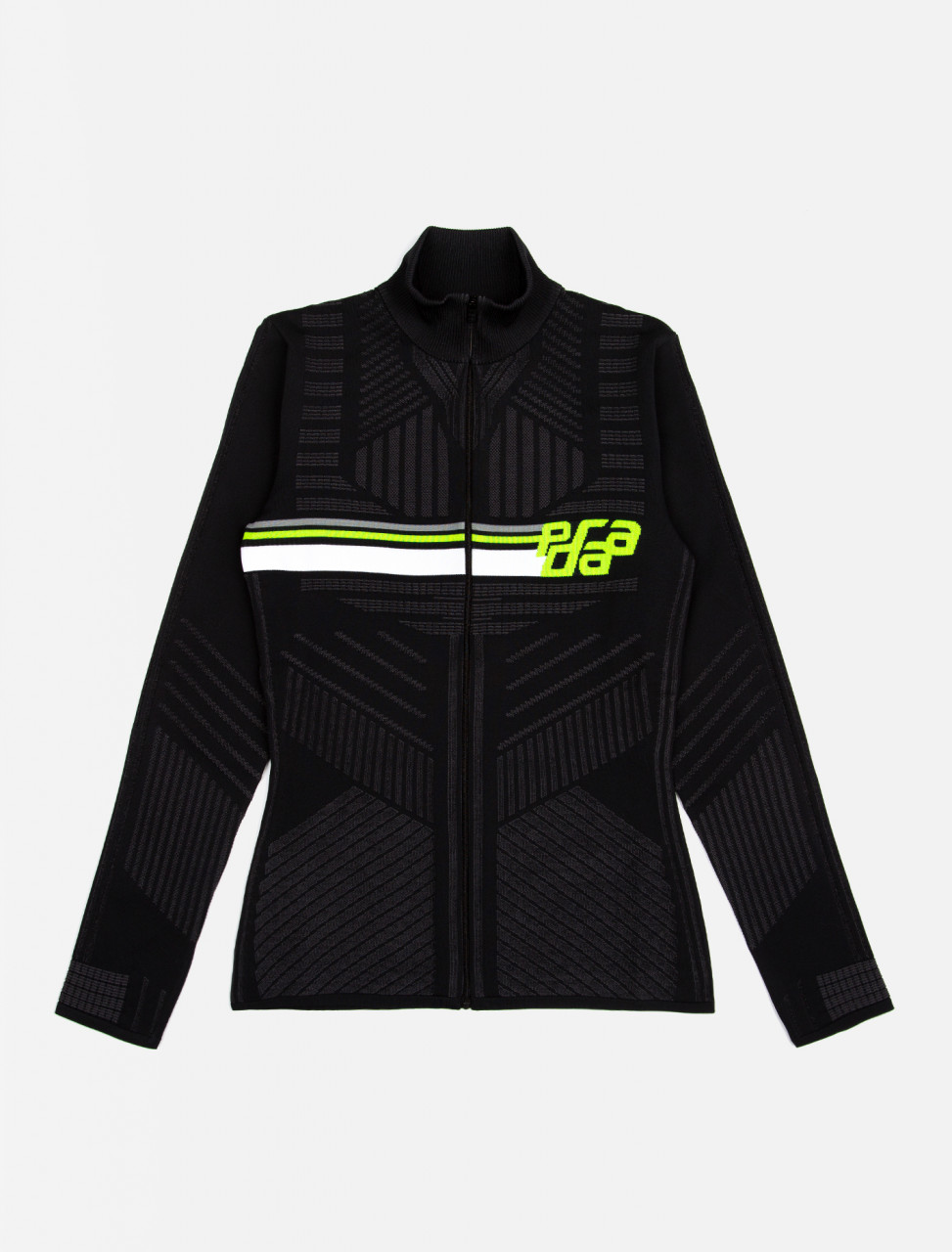 Technical Nylon Zip Pullover