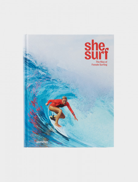 Gestalten She Surf - The Rise of Female Surfing Cover