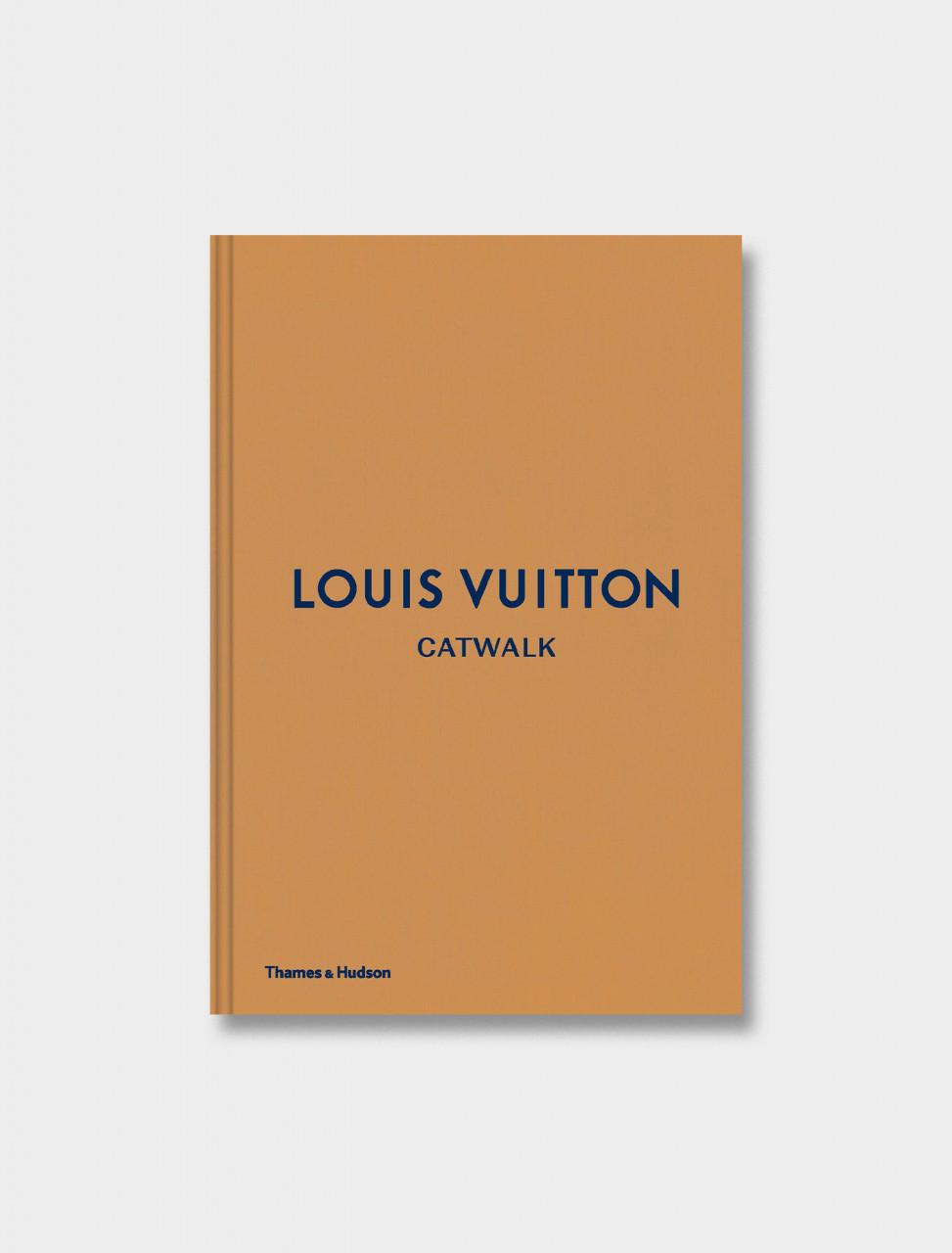 9780500519943 Louis Vuitton CATWALK