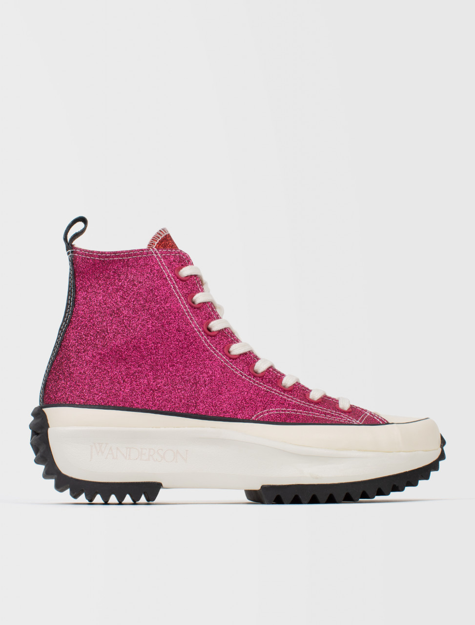 x JW Anderson Glitter Run Star Hike Sneaker