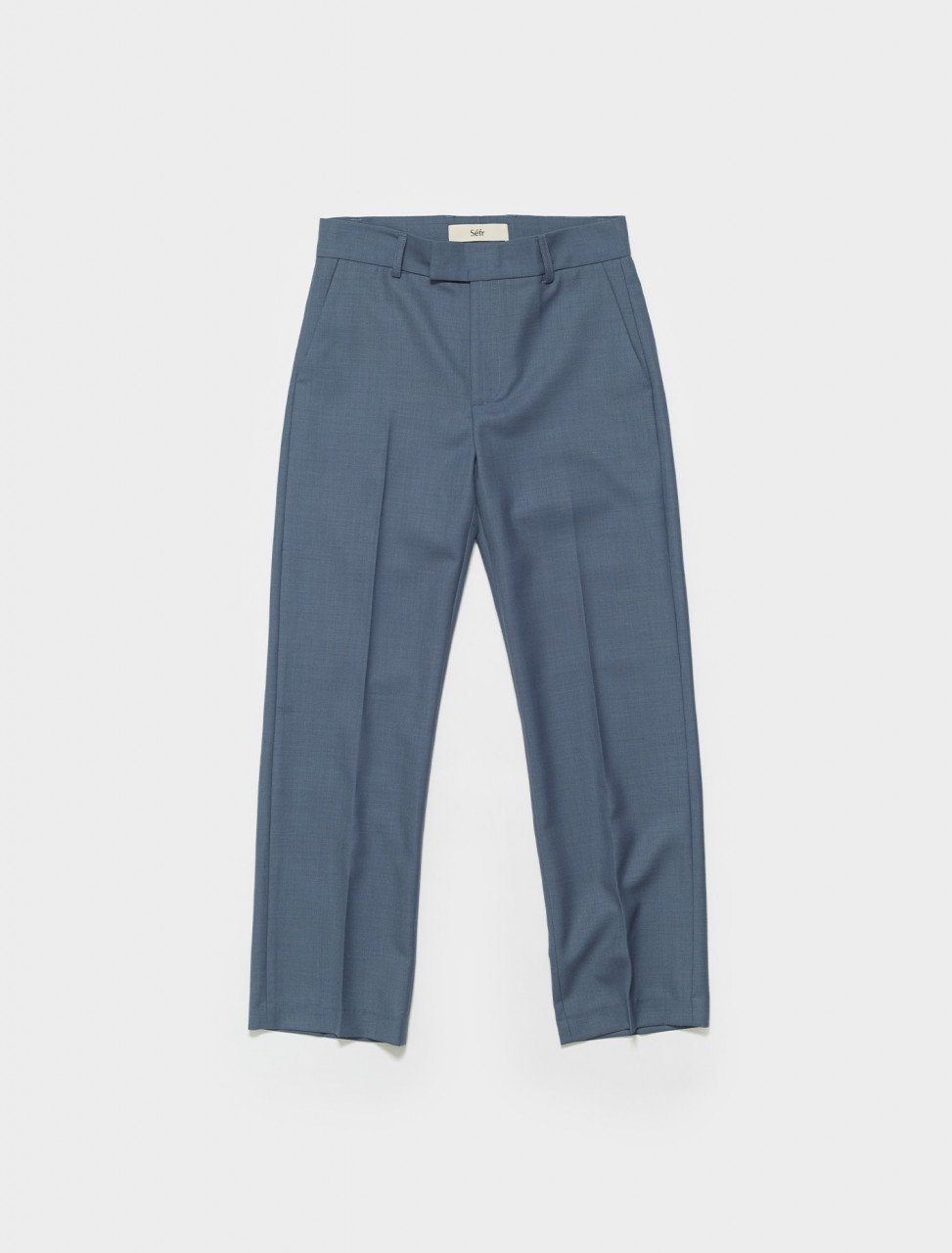 MST-DB SEFR MIKE SUIT TROUSERS DOVE BLUE