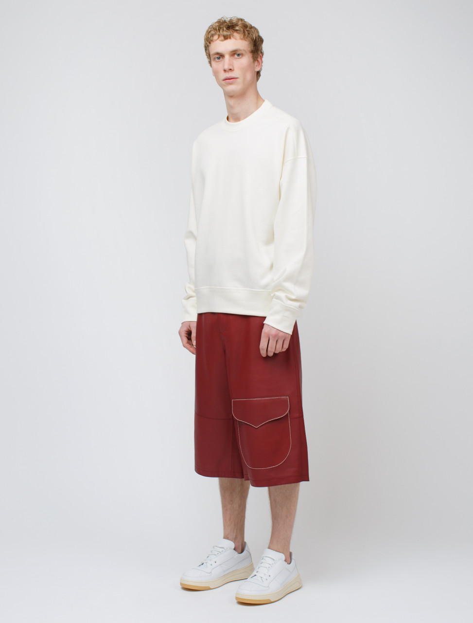 Flap Pocket Short