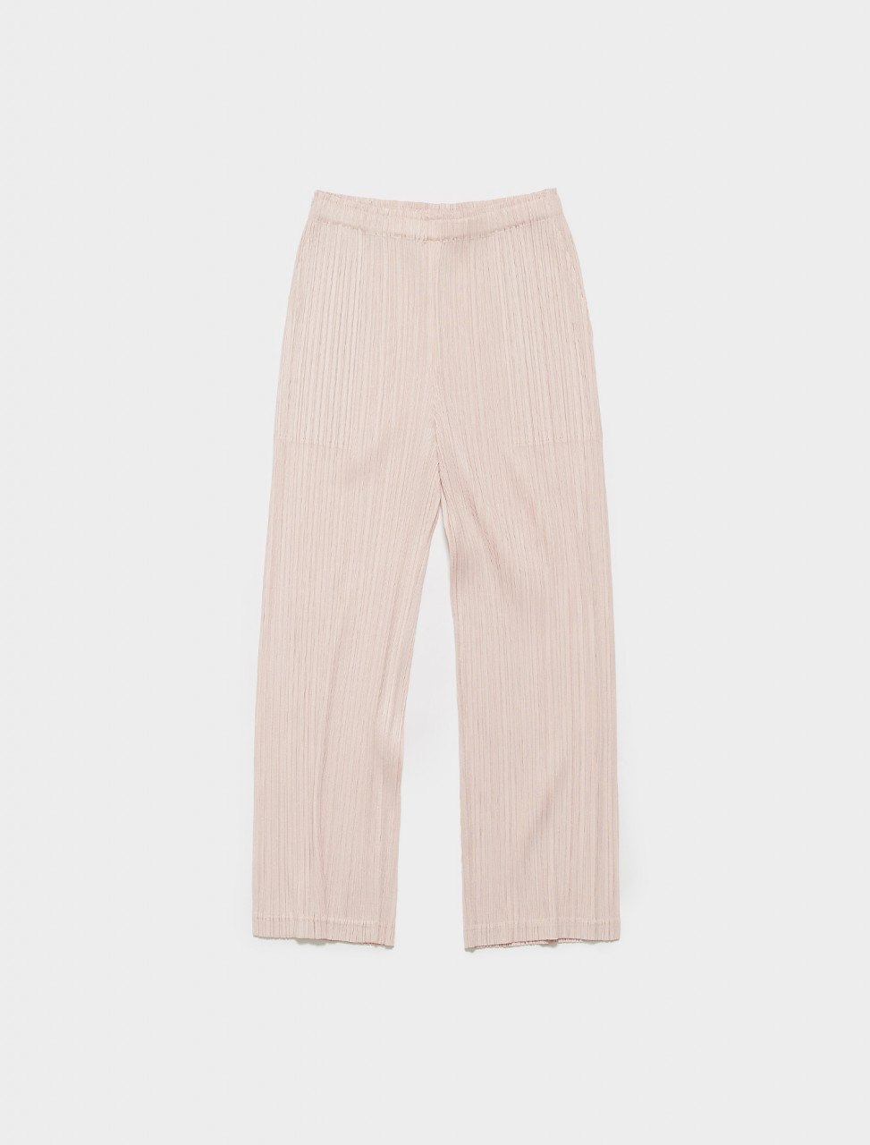 PP16JF433-20 PLEATS PLEASE ISSEY MIYAKE PLEATED TROUSERS IN PINK