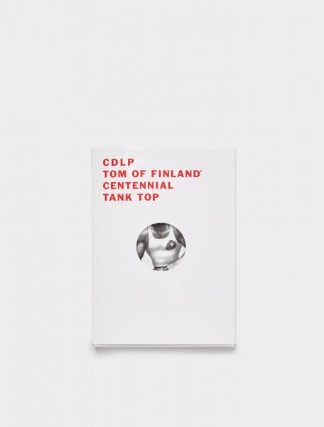 169-CDLP20TF1-CONS CDLP TOM OF FINLAND CENTENNIAL TANK TOP