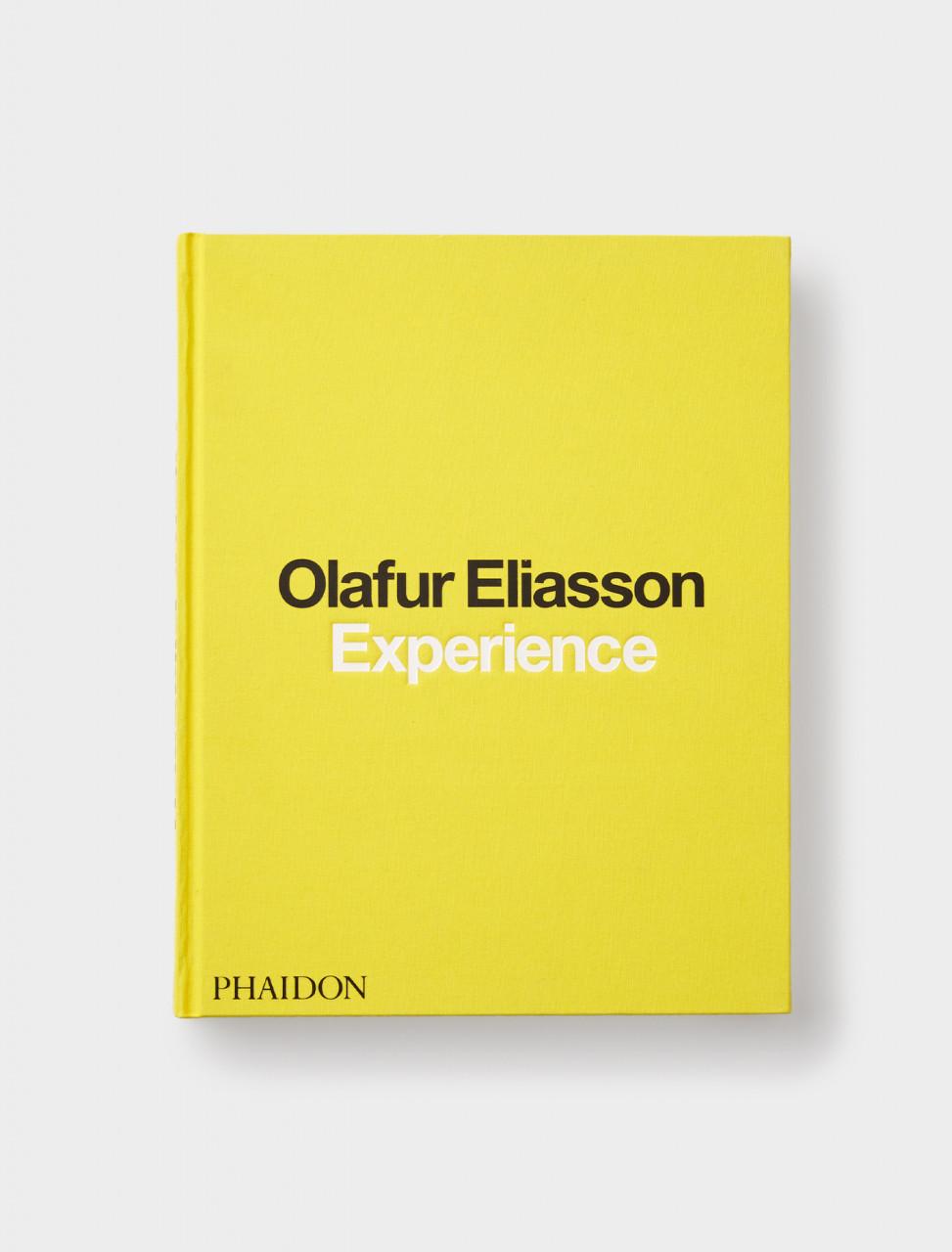 9780714877587 EXPERIENCE OLAFUR ELIASSON