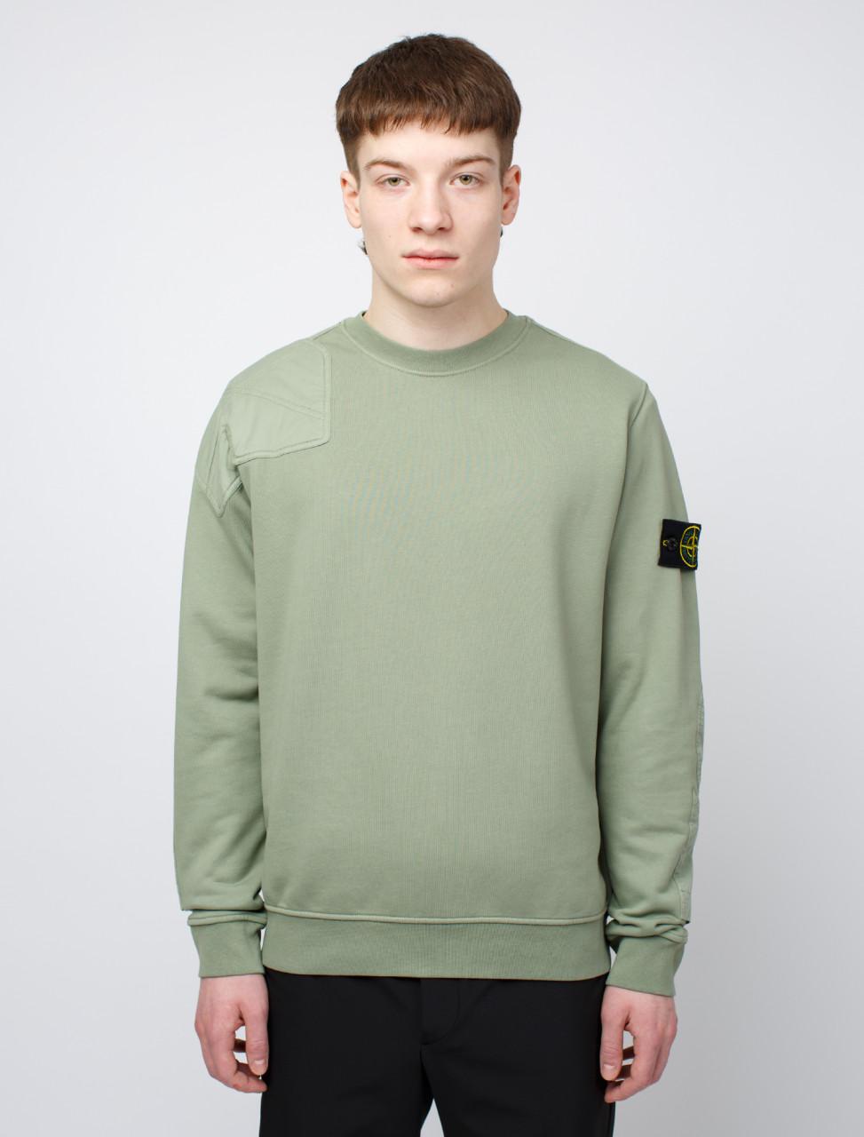SI Shoulder Patch Sweatshirt