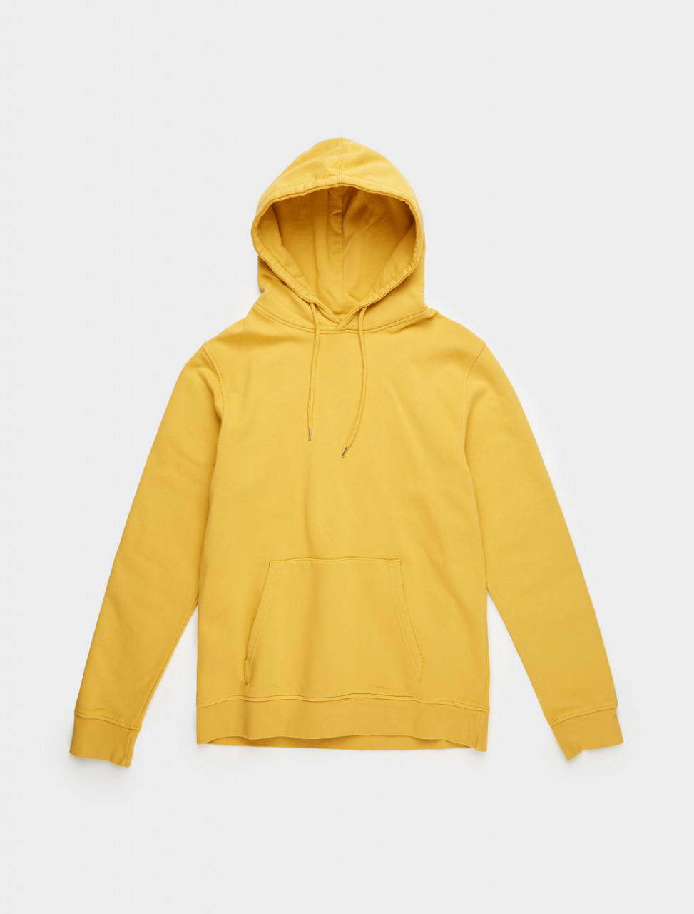 307-CS1006-BY COLORFUL STANDARD CLASSIC ORGANIC HOOD BURNED YELLOW