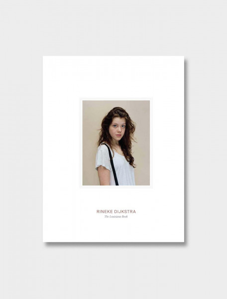 9783960982166 Rineke Dijkstra, The Louisiana Book
