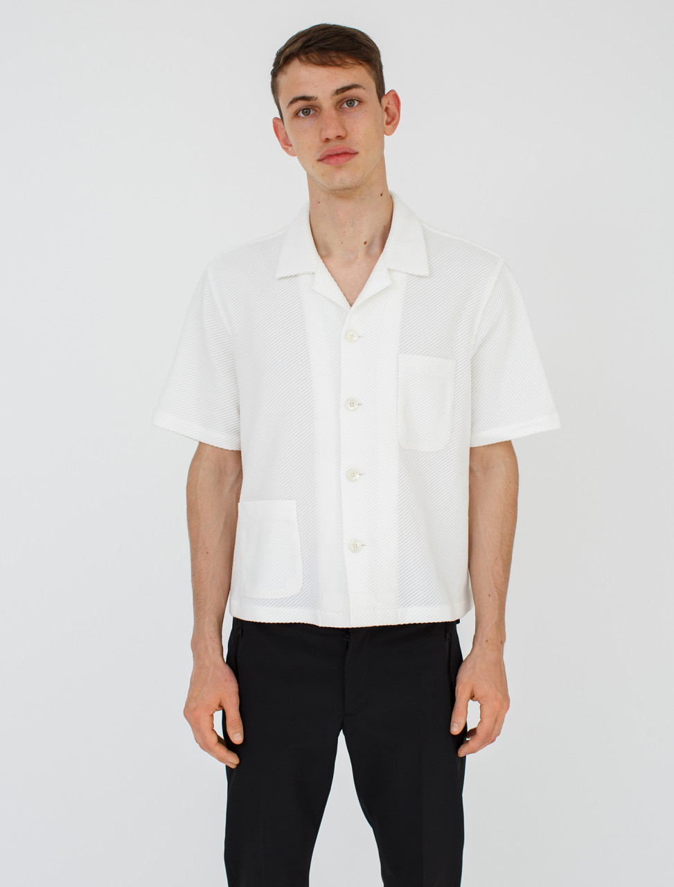 Diagonal Louie Shirt