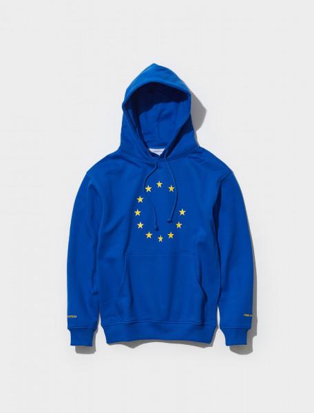 168 SO EU01 1 S SOUVENIR OFFICIAL EUNIFY CLASSIC HOODIE IN BLUE