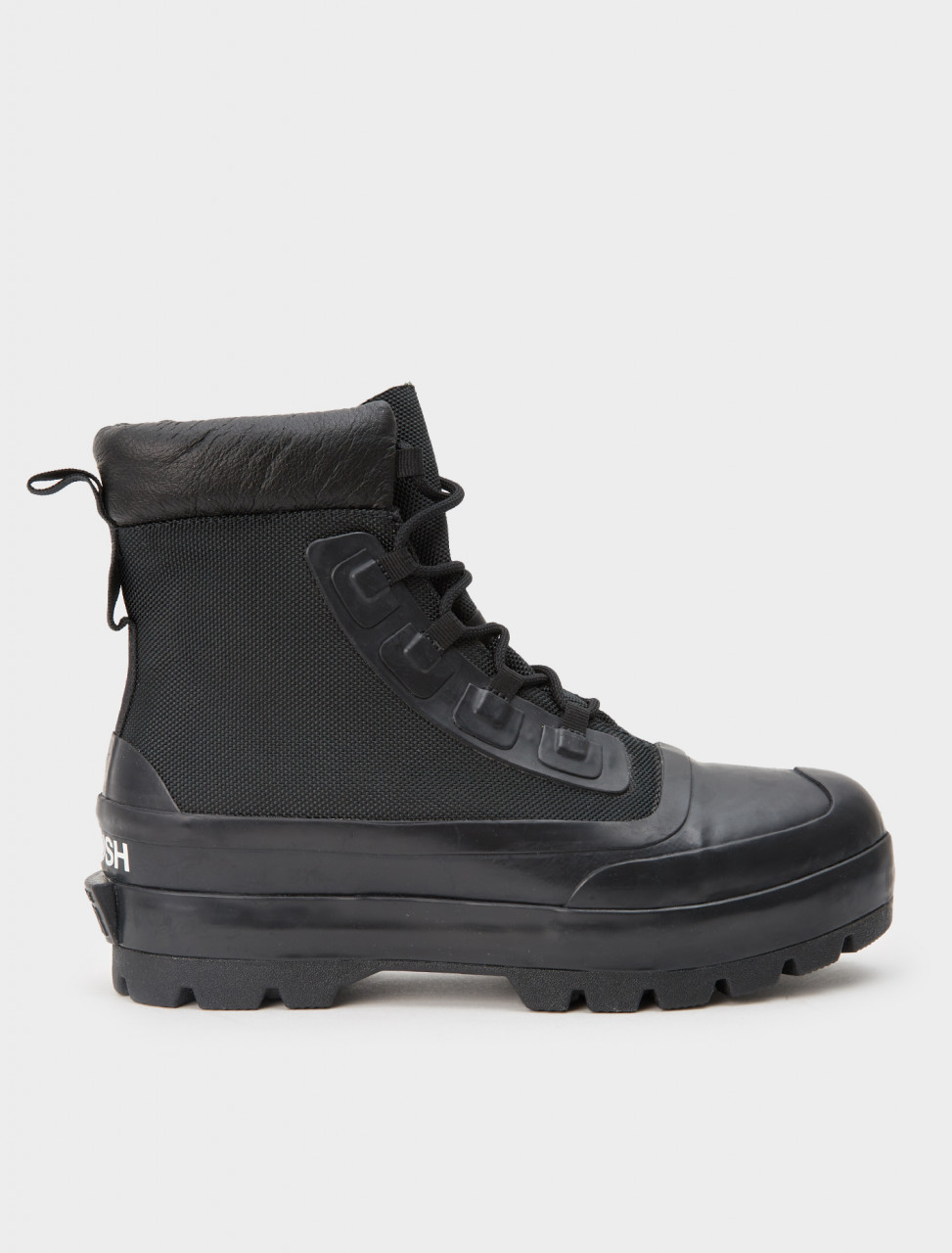 170588C-001 CONVERSE CTAS DUCK BOOT HI BLACK