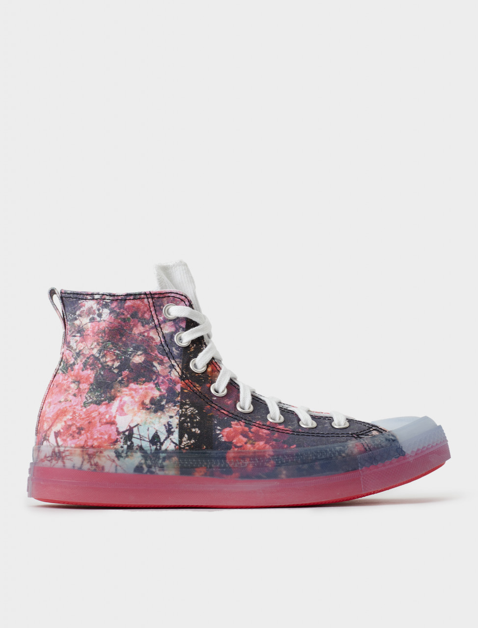 x Shaniqwa Jarvis CTAS CX High Sneaker in Teaberry