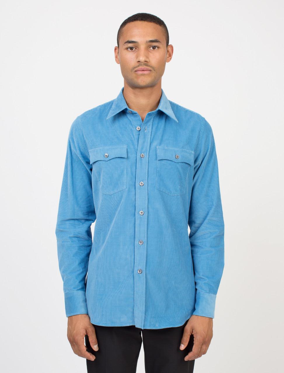 Velvet Corduroy Shirt