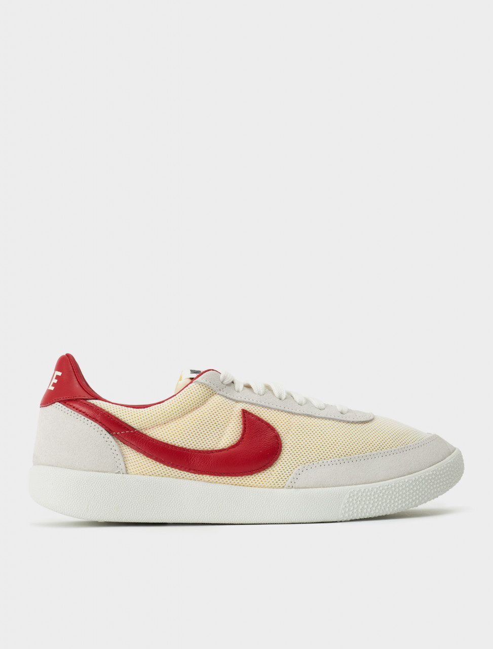 Nike Killshot OG SP Sneaker in Sail & Gym Red