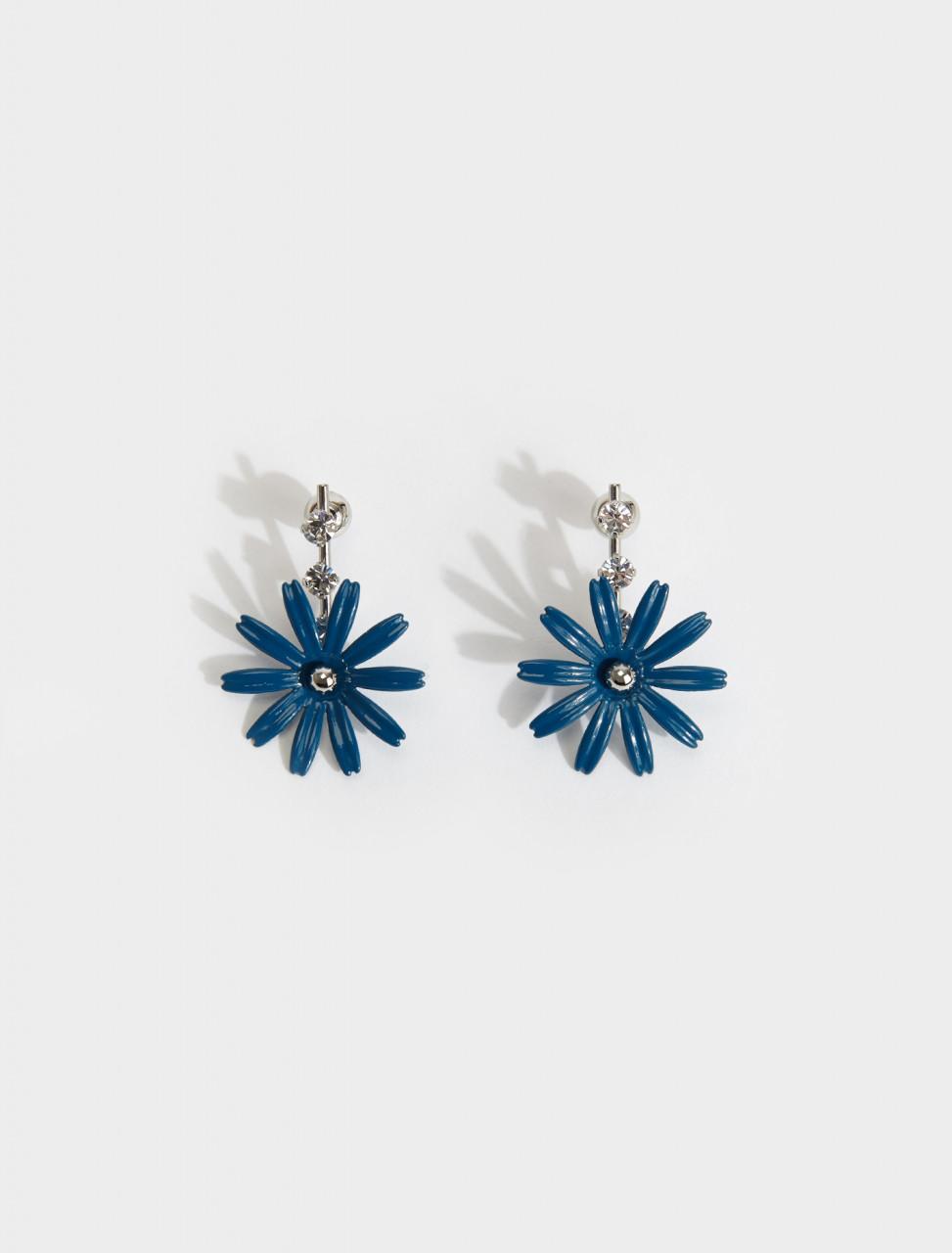 ORMV0261A0-00B64 MARNI EARRINGS BLUE