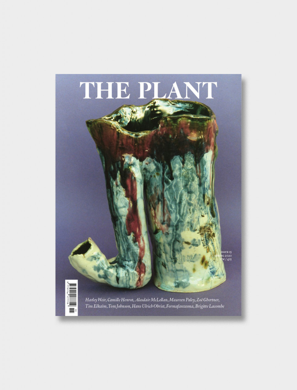 Central Books The Plant Magazine - Issue 15 - Spring 2020