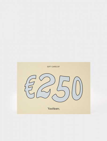 VV250-P VOO STORE GIFT CARD 250