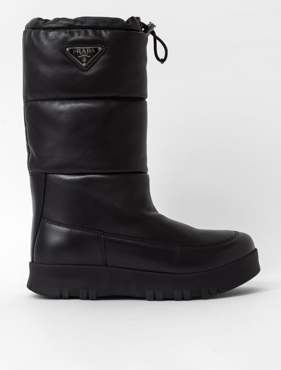 Shearling Lined Winter Boot