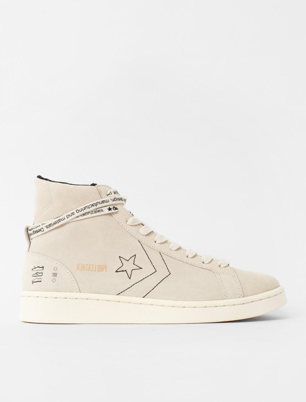 x Midnight Studios Pro Leather High Sneaker