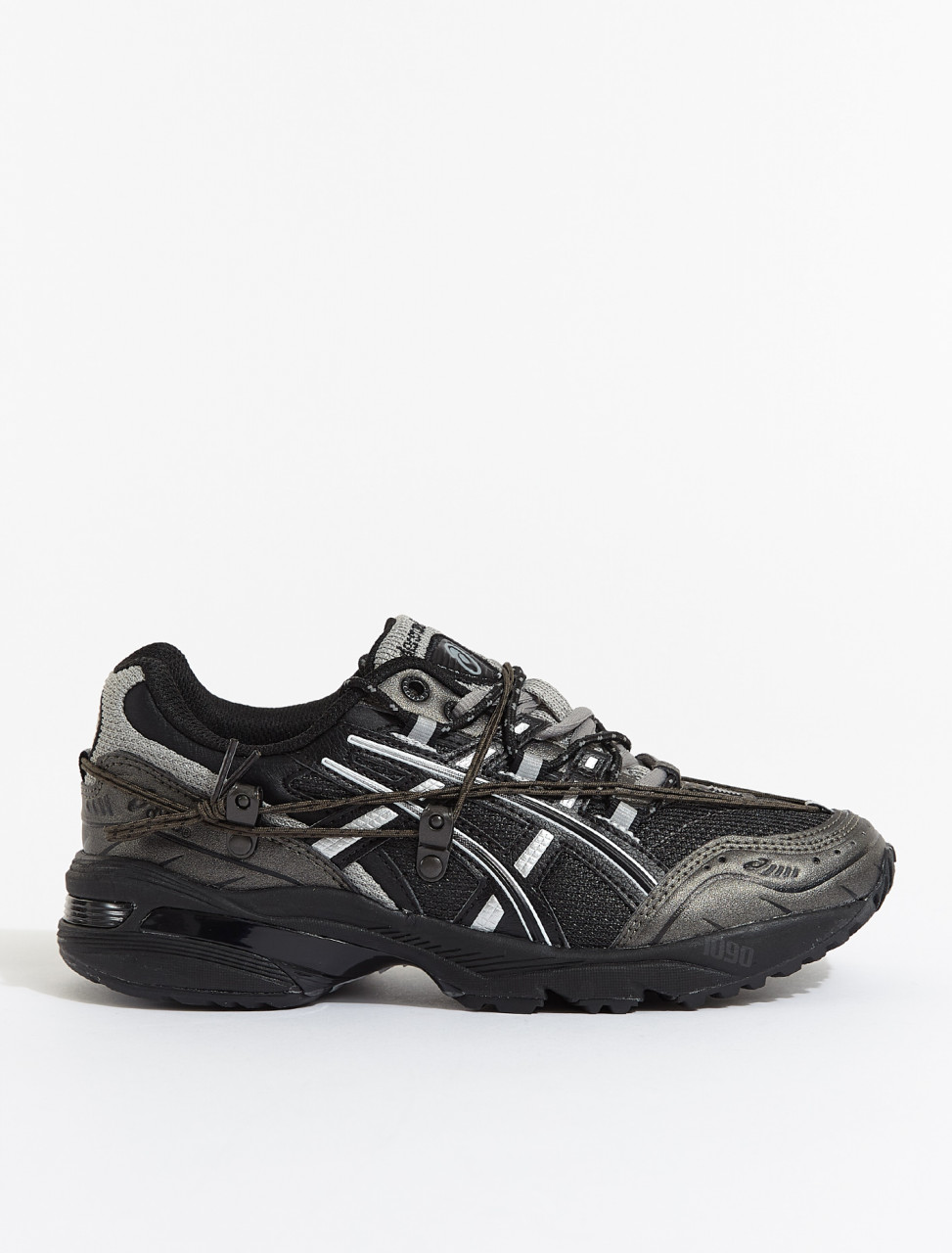 1203A115-006 ASICS GEL 1090 BLACK SILVER