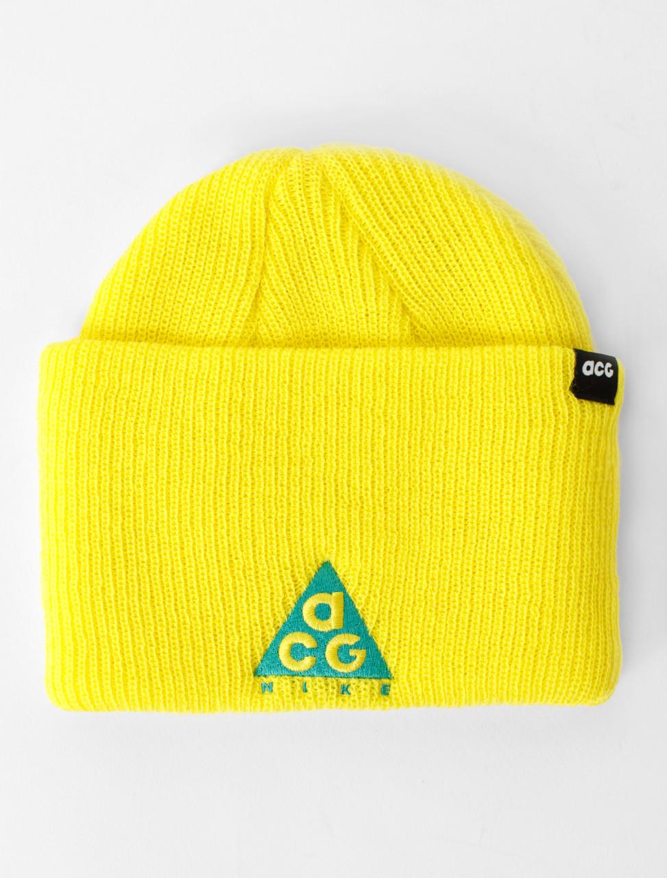 ACG Beanie Optic Yellow