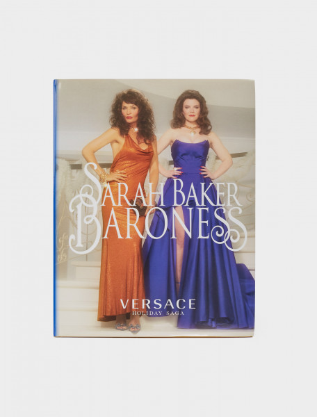 Baroness by Sarah Baker for Versace Cover