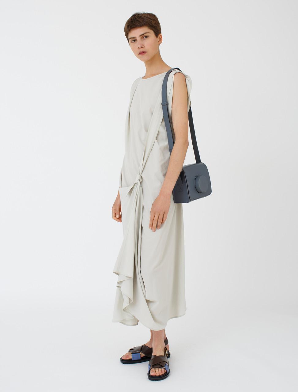 Dress in Moonstruck Grey