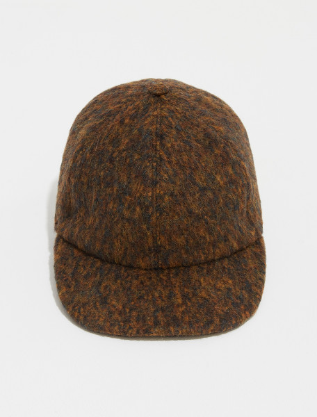 713 817 123 123 A KIND OF GUISE CHAMAR CAP IN FIRE MELANGE