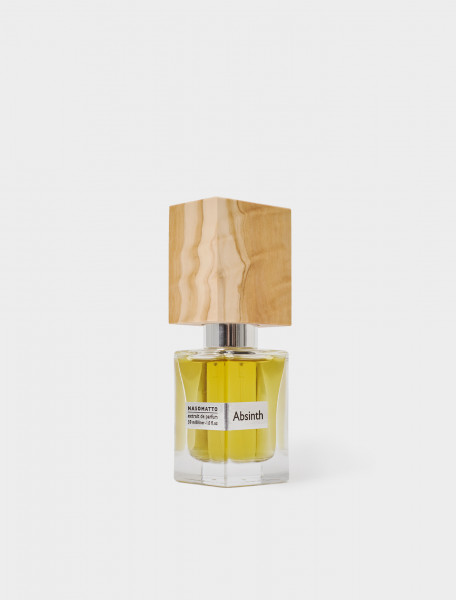 Absinth by Nasomatto is to evoke degrees of hysteria and stimulate irresponsible behaviour. Any possible cloudiness, despite being thoroughly filtered, has no negative effect on the quality of the perfume.