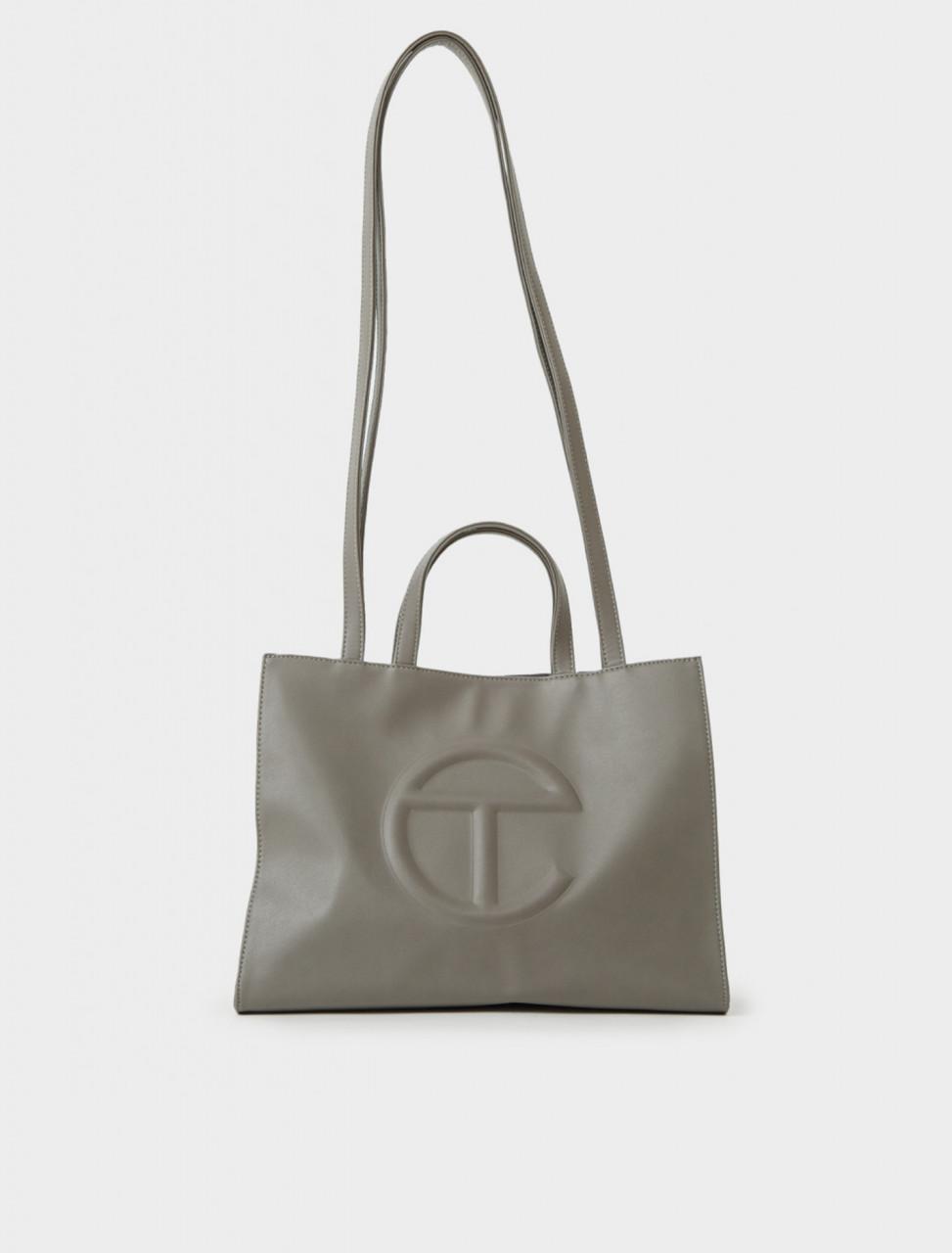 Medium Shopper in Grey