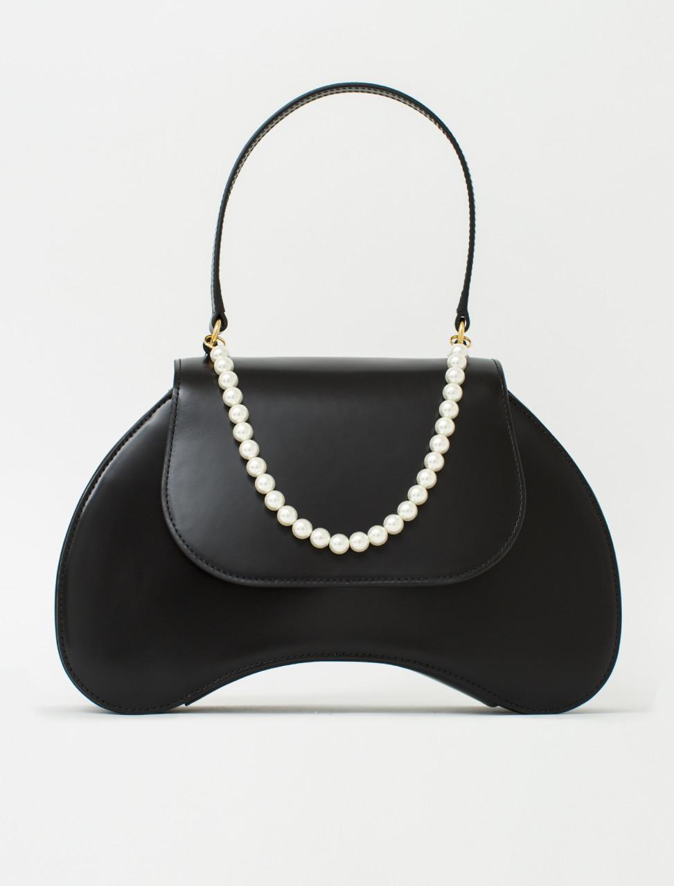Handheld Leather Bean Bag
