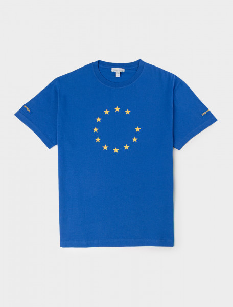 EUNIFY Classic T-Shirt in Blue