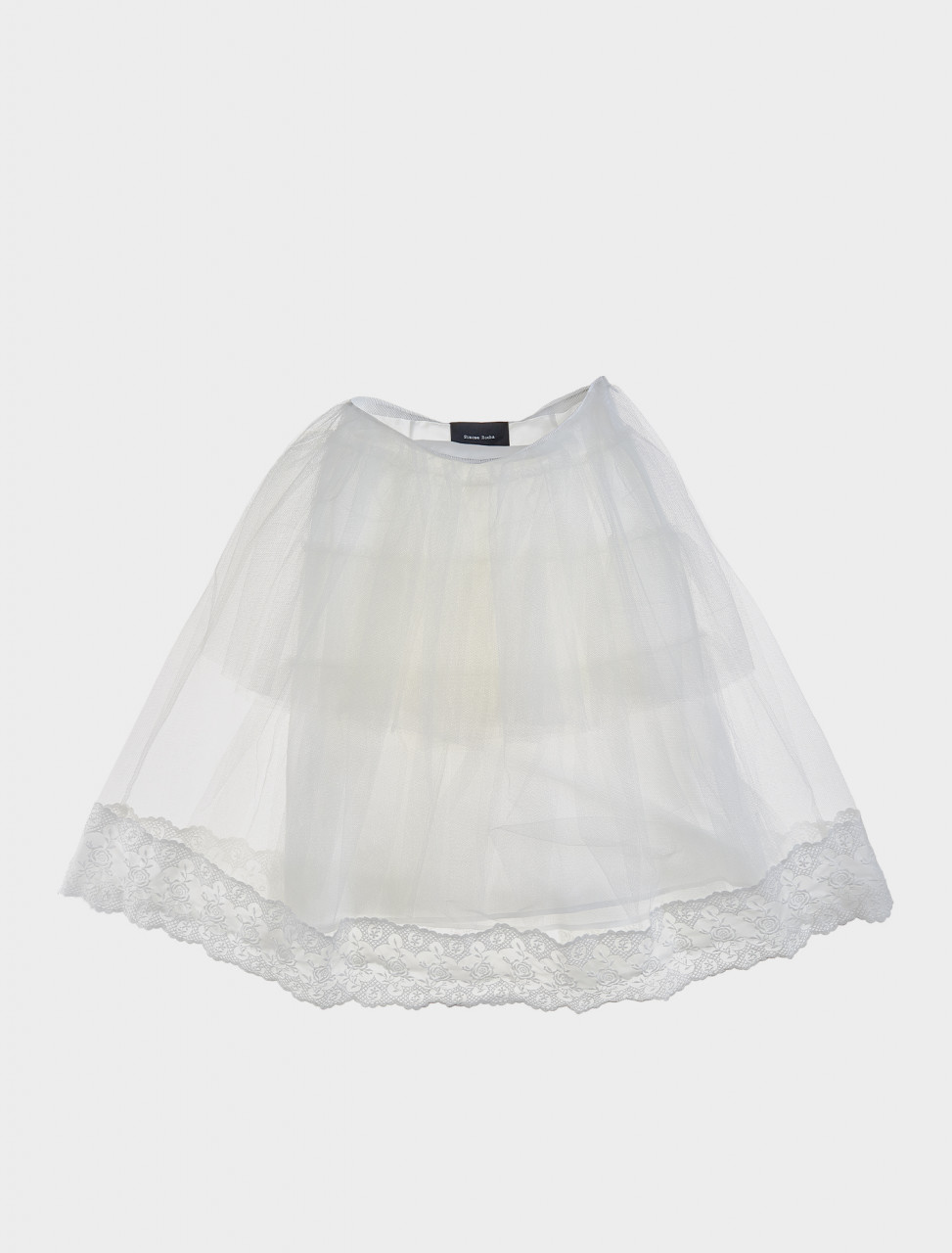 Simone Rocha Tutu Skirt in White Lace