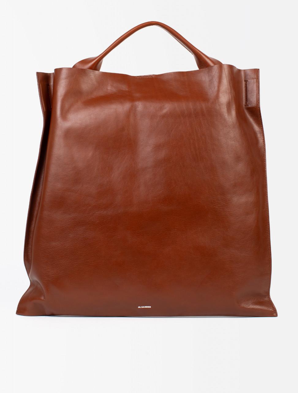 X Bag in Medium Brown