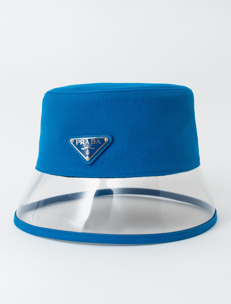 Plexiglass Trim Bucket Hat