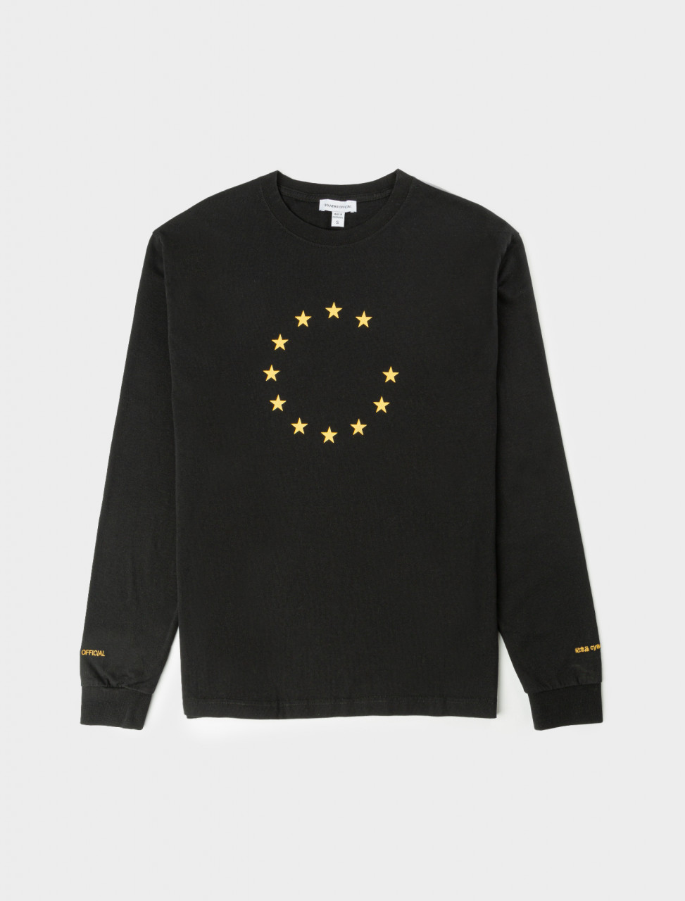 EUNIFY Longsleeve in Black
