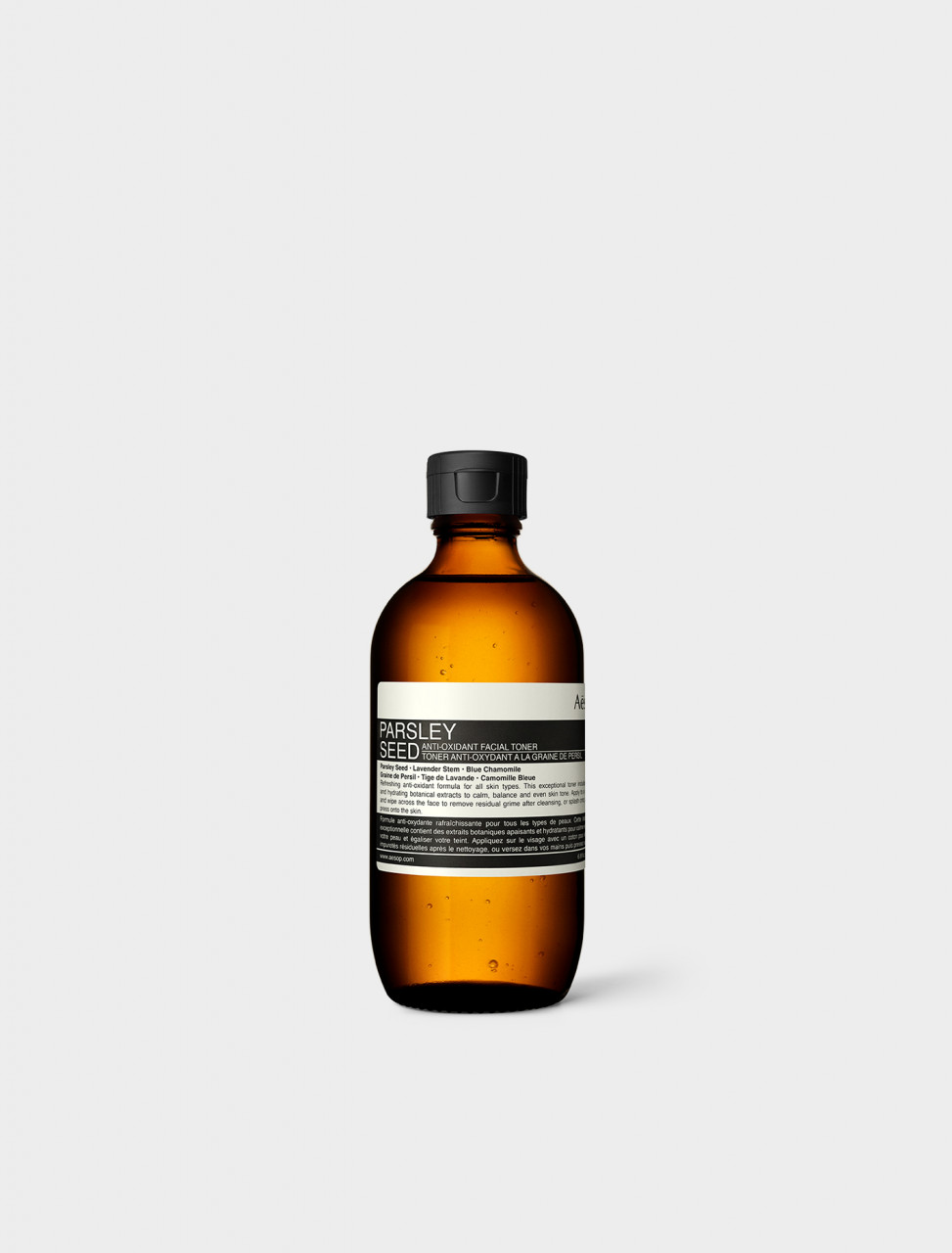 ASK18 Aesop Skin Parsley Seed Anti-Oxidant Facial Toner 200mL