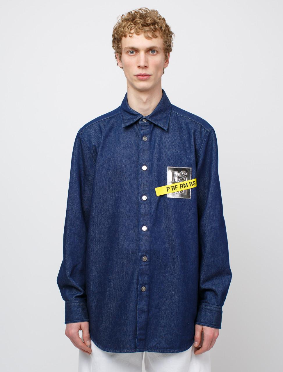 Carry Over Denim Shirt