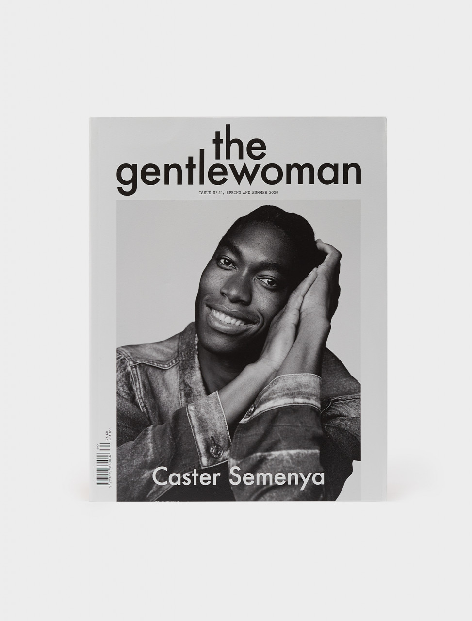 The Gentlewoman N° 21 Spring and Summer 2020 Cover