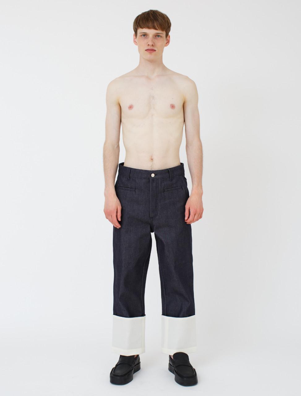 Fisherman Jeans